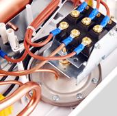 Автоматичне включення ступенів потужності Kospel luxus KDH