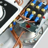 Автоматичне включення ступенів потужності Kospel PPH2
